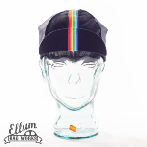 Rainbow Roadie cap