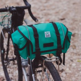 Ursa Major saddle bag