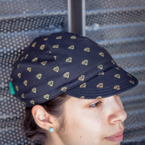 Stay Gold cycling cap