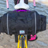 Ursa Minor Saddle Bag